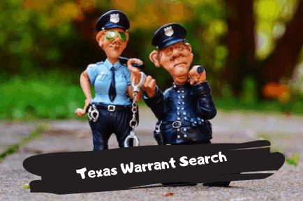 Texas Warrant Search